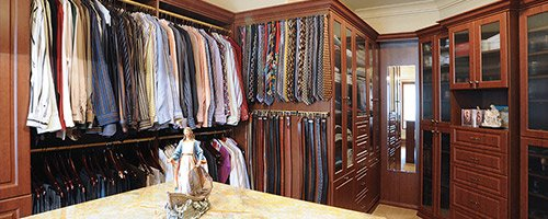 Custom Closets For Older Homes In Manalapan Nj Closettec