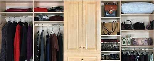 Organizers Can Handle Shared NJ Closets