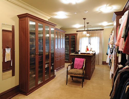 Custom Walk In Closets to Complete Your Home