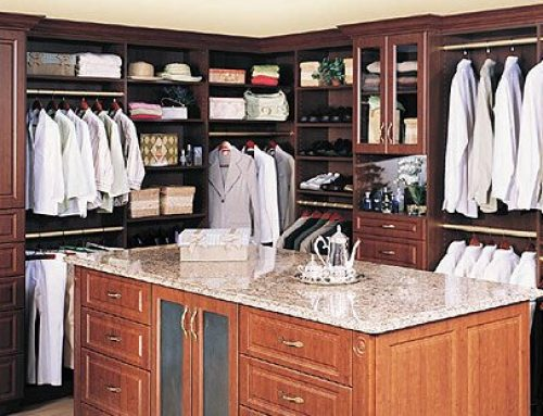 Turn Unused Rooms Into Bedroom Closets