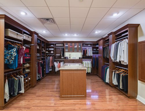 Increasing the Value of Your Home with Customized Closets