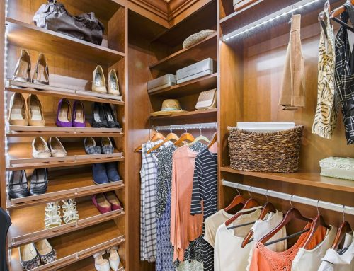 Storage Hacks For Clothes And Jewelry In Small Bedroom Closets