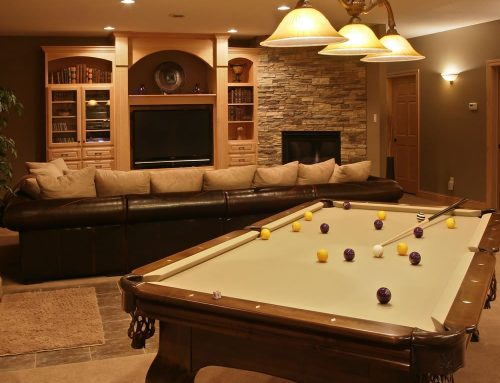 Basement Storage Ideas For Both Finished & Unfinished Basements