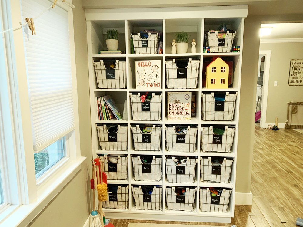 Playroom Toy Storage Systems, Cabinets & Ideas   Closettec