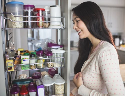 Disorganized Pantry? Simple Pantry Organization Hacks