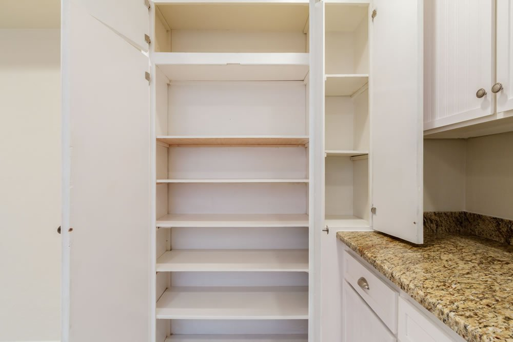 Custom Kitchen Pantry Cabinets Storage Shelves Organization Ideas