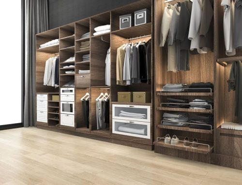 Improve Your Morning & Nightly Routines With A Walk-in Closet Dressing Room