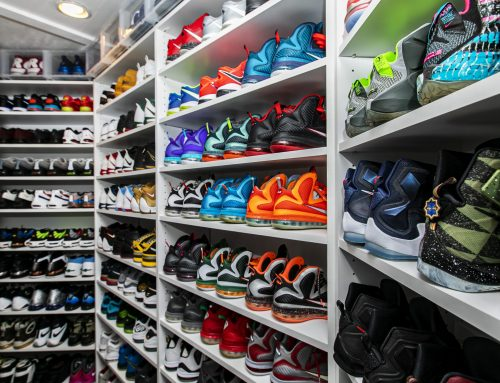 Organizing Shoes Collection & Storage Ideas & Tips