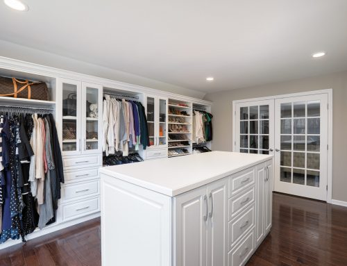9 Walk-In Custom Closet Home Wish List Ideas