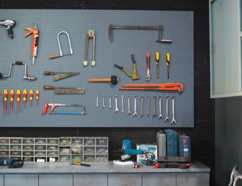 Tool Storage & Organization In Garages