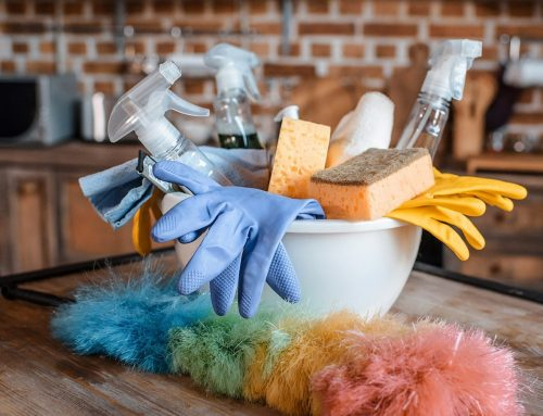 How To Organize Cleaning Supplies Like A Pro