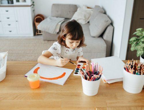 Summer Camp Craft Organization For Kids